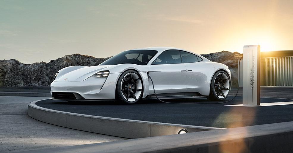 Porsche Misija E