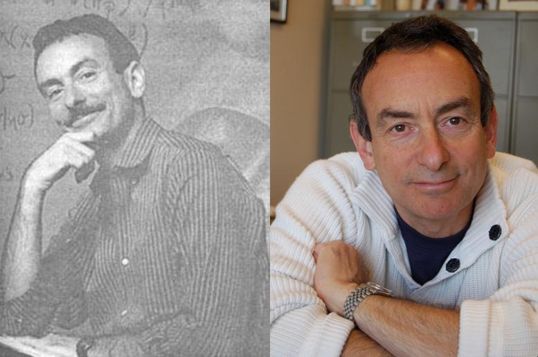 Kairėje - Gerhardas Frejus; dešinėje - Kenas Ribetas