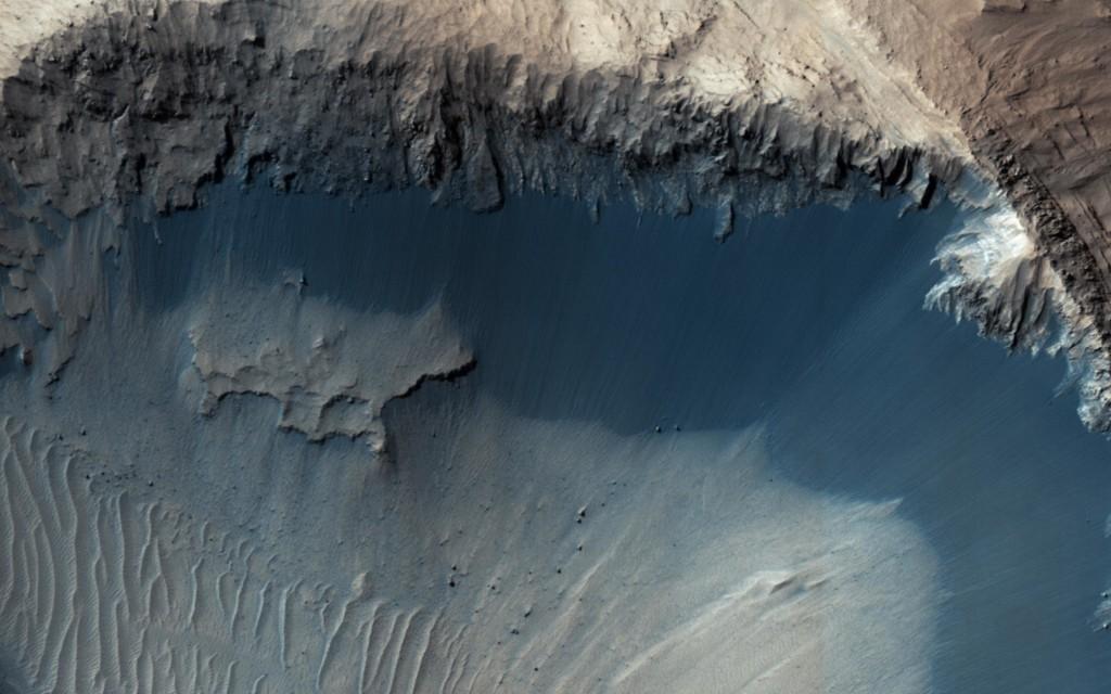 Marso kopa. ©NASA/JPL-Caltech/Univ. of Arizona