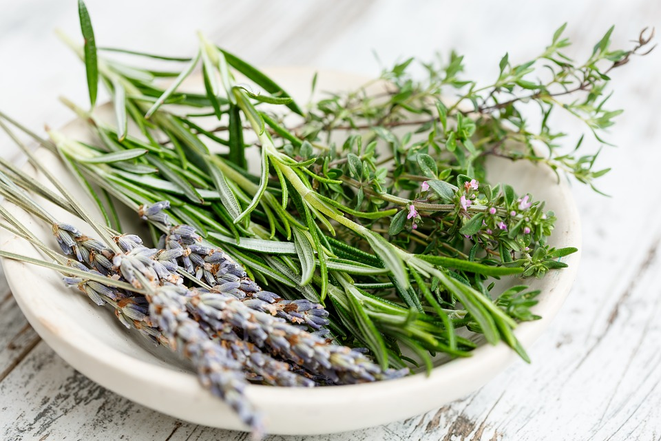 Bouquet French Cuisine Herbs Rosemary Gourmet