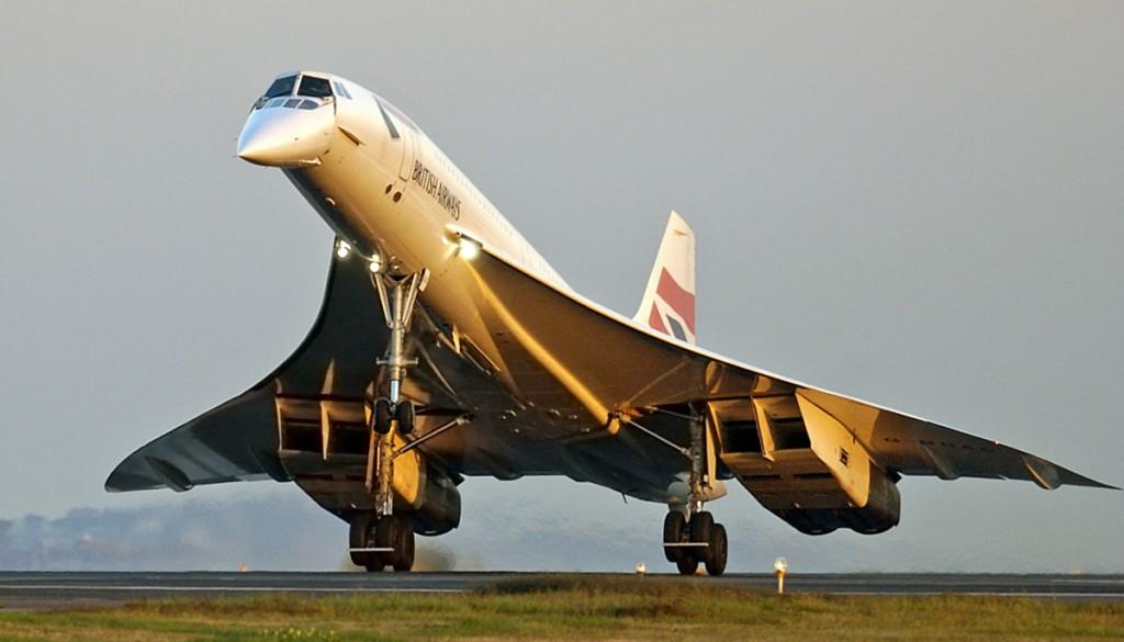 British Airways Konkordas